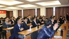奋进拼搏  希冀未来——楚楚吊顶2017营销大会
