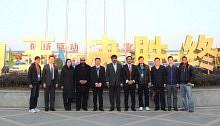 巴基斯坦青年代表团参观考察荣事达