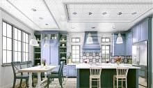 五类常见吊顶材质,按需安装自家厨卫吧!