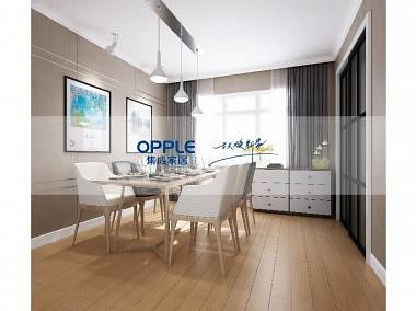 OPPLE集成家居案例效果图-装修效果图