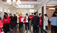 2018巨奥经销商年会-参观展厅