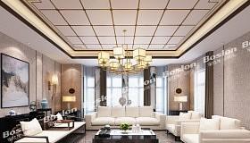 誠信品牌|寶仕龍——精裝頂墻打造完美居家生活
