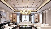 诚信品牌 宝仕龙——精装顶墙打造完美居家生活