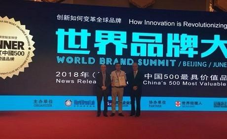 奥普连续11年入榜中国最具价值品牌500强