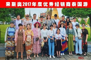 来斯奥丨2017年度优秀经销商泰国游圆满结束