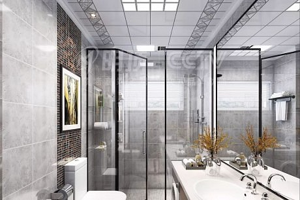 明顶丨工业风浴室 总能一秒俘获你的心