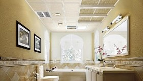 如果你家装了奇力吊顶,就算是下雪天,家也是暖的。
