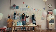 给成长,多一片空间——友邦擦擦儿童墙