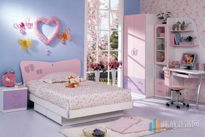 集成墙面儿童房2-集成装饰网