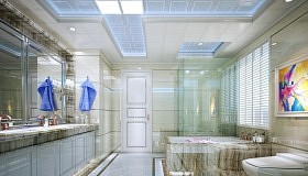 奇力丨卫浴间吊顶不出彩,原因在这里
