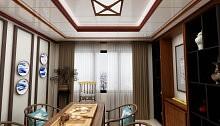 奇力吊顶丨大美中国风!新中式风格,让家美的有深度。