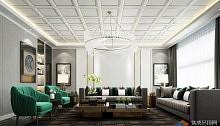 卧室厨卫客厅集成吊顶效果图,全屋整装太美了