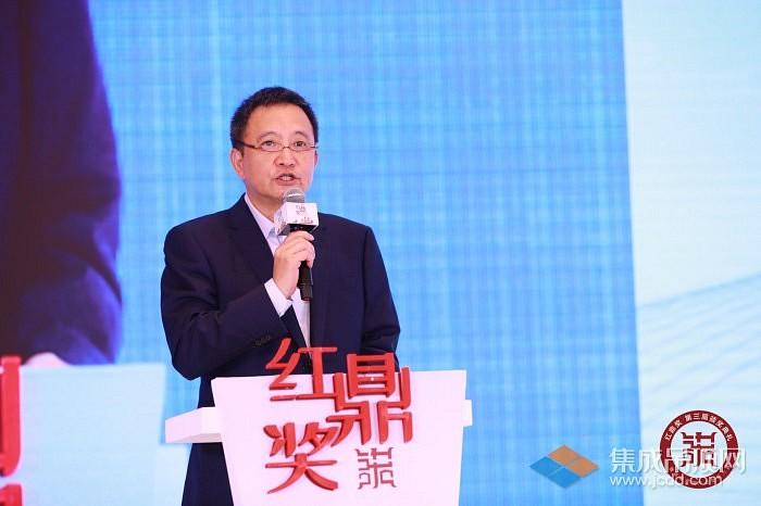 中国建筑装饰协会副会长兼副秘书长张京跃