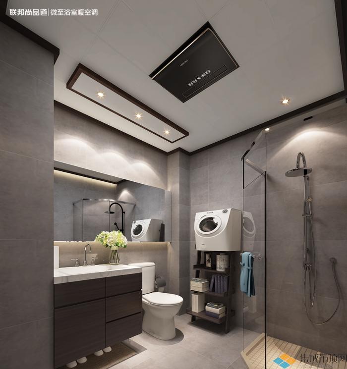 联邦尚品道微至浴室暖空调 (2)