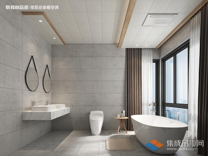 联邦尚品道微至浴室暖空调 (3)