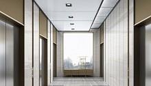 欧美丨现代轻奢风铝蜂窝全景大板,精致的生活情调从细节处流露!