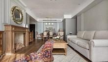 康品美心竹木墙板丨当新美式遇上轻奢,瞬间提升格调!