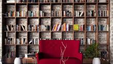 派格森丨你喜欢哪一款书房?