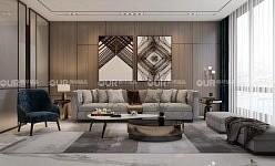 高级灰集成墙面丨质感的现代时尚,玩出真格调