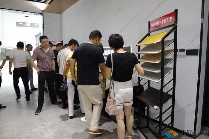 产品展示区