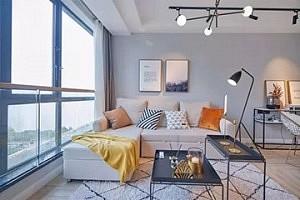 旧房改造   40㎡一室一厅公寓,改造后焕然一新