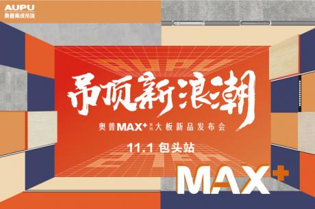奥普家居Max大板+包头站