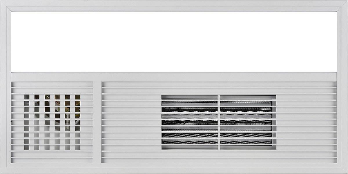 LED照明+换气+风暖+吹风+数显(无线遥控)