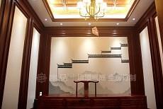 康品集成墙面不可忽视的大用途—背景墙。