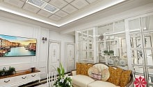 客厅安装集成吊顶的好处