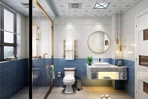 菲林克斯推荐丨除了铝扣板,卫生间还可以这样做!