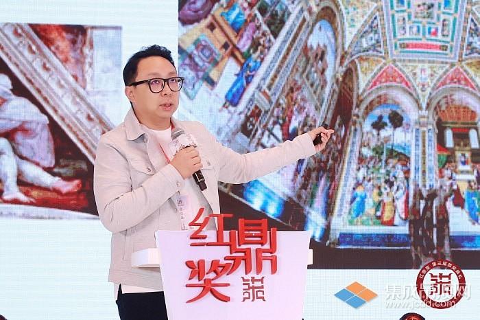 新加坡明星设计师黄仕毅带来《人文