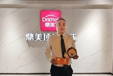 鼎美徐晋洲   全屋定制强势上线,推动品牌升级变革!