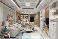 法狮龙吊顶丨现在客厅流行这样装修!