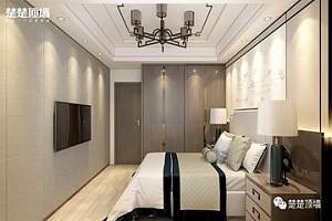 装修案例 | 三层别墅,如何用新中式轻奢风装出精致时尚感?