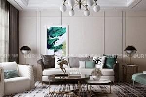 南方的家庭,墙面为什么喜欢用竹木纤维集成墙板?