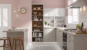 装修案例丨漂亮的厨房不止好看