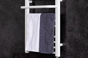 放在厕所里的毛巾有多脏?来斯奥智能抑菌毛巾架帮你来解决