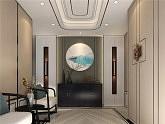 海创集成墙板新中式,不一样的高级美