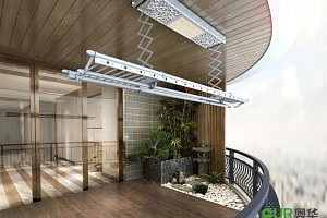阳台吊顶装修的重要性!