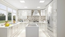2020年厨房装修必须使用吊顶的理由
