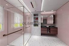开挂出道!德莱宝T9浴室,漂亮得不像实力派!