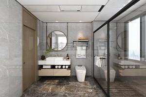 德莱宝涡轮增压浴室暖空调,解决高层卫生间异味倒灌难题!
