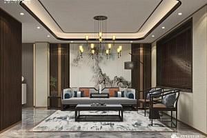 五层新中式别墅,可以这样装修!