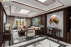 装修案例丨92㎡三室一厅 打造中式温润新居!