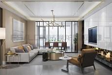 法狮龙吊顶多种风格打造浙江农村豪华设计