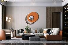 95后00后的客厅设计是这样的!