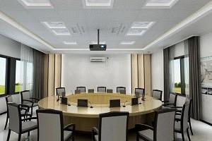 工装案例 | 佛山市代建中心打造智能会议室样板间