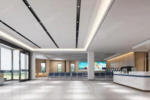 海宁工装项目,容声纯白大板装修出如此的高级感